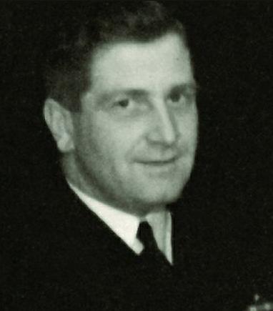 Capitán de Corbeta Henryk Kloczkowski