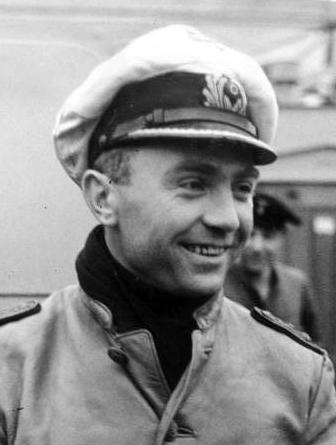 capitán de corbeta Günther Prien