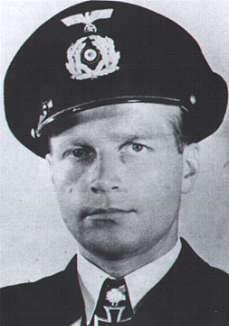 Kapitanleutnant Werner Henke