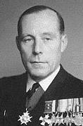 Real Admiral Benjamin Bryant