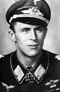 Oberstleutnant Hannes Trautloft