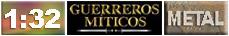GUERREROS MITICOS