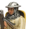 Medieval warriors 1:32 Altaya