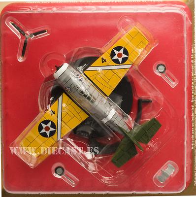 Aviones de combate de la Segunda Guerra Mundial