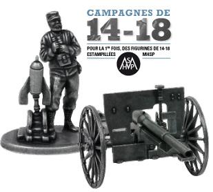 CAMPAÑAS DE 1914-18
