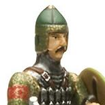 Caballeros de las cruzadas 1:32 Altaya