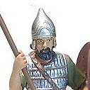 Guerreros de la Antigüedad 1:32 Altaya