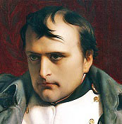 Napoleón en Austerlitz 1:24