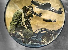 Pilotos de la 2ª Guerra Mundial (aviones 1/72)