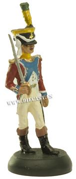 1º Regimiento de Húsares, 1:32, Almirall Palou
