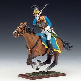 1º Rgto. de Coraceros Príncipe Karl, Ejército Bávaro, 1815, 1:24, Schuco