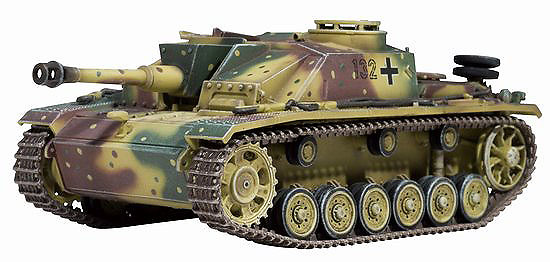 10.5cm StuH.42 Ausf.G, Unidentified Unit, 1:72, Dragon Armor