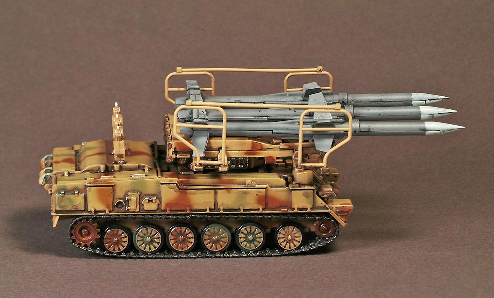 2K12 Kub Soviet SAM System
