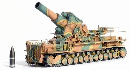 54cm. Mortar Mörser