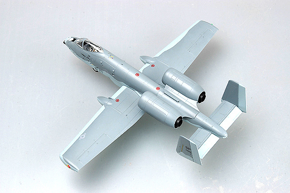 A-10A, 510th FS 52d Fighter Wing, Alemania, 1992, 1:72, Easy Model