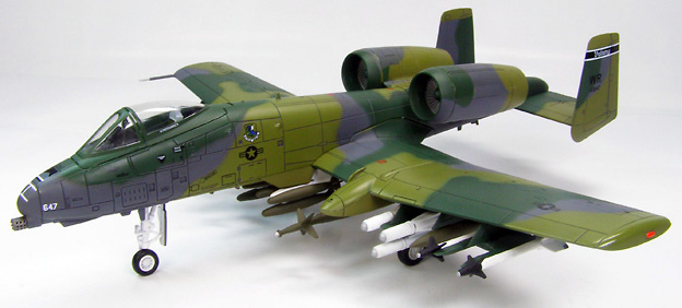A-10A, 81st TFW, 511th TFS, 1:72, Hobby Master