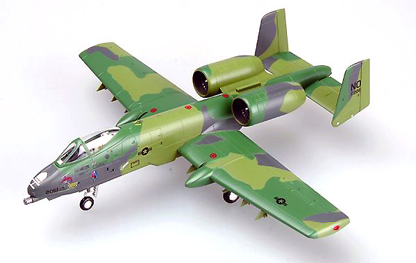 A-10A 906th TFG, 23rd TFW, Iraq 1991, 1:72, Easy Model