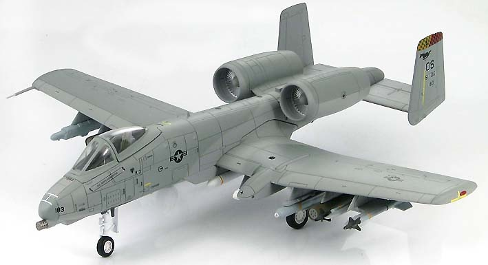 A-10A Thunderbolt II 25th Fighter Sqn