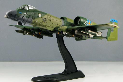 A-10A Thunderbolt II 343rd TFW, August 1986