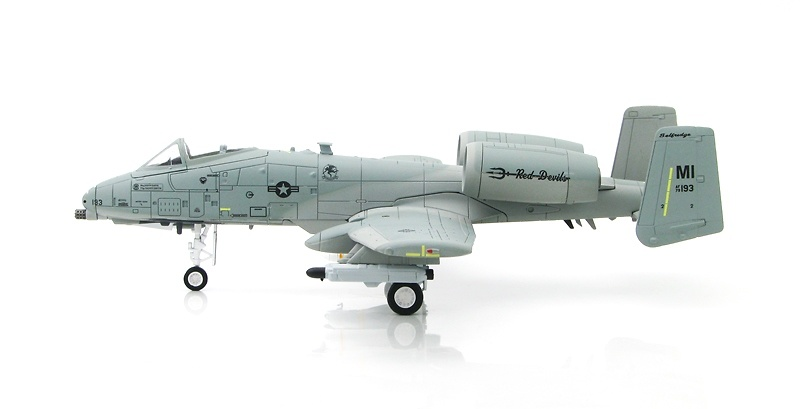 A-10C Thunderbolt II 79-0193, 127th FW, Michigan ANG