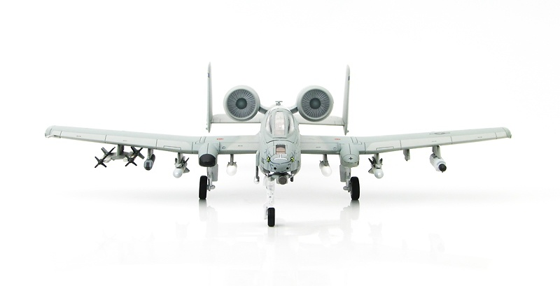 A-10C Thunderbolt II 82-0661, 163rd FS , Indiana ANG