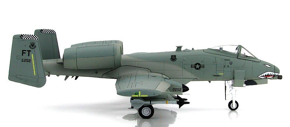 A-10C Thunderbolt II FT/AF80-252, Bagram AFB, Afghanistan, 2013, 1:72, Hobby Master