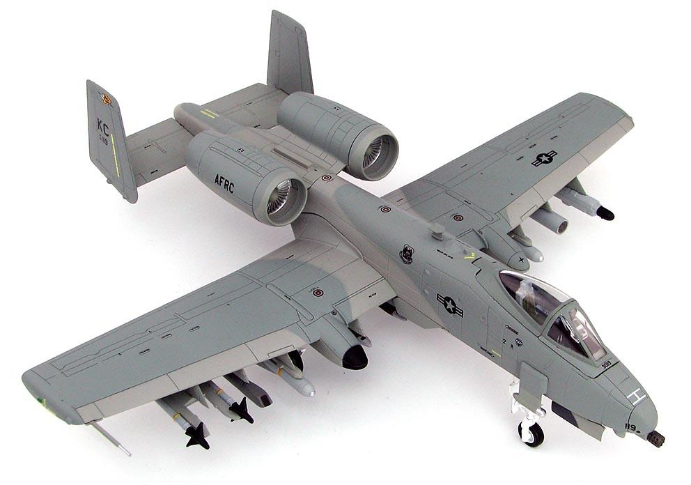 A-10C Thunderbolt II KC/AF90-119, Bagram AFB, Afganistán, 2014, 1:72, Hobby Master