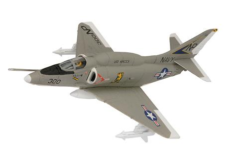 A-4F Skyhawk, USN VA-212 Rampant Raiders, 1:72, Corgi