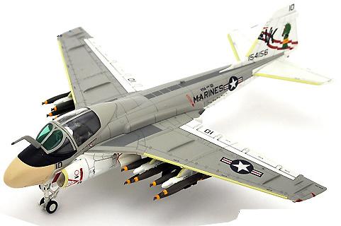 A-6E Iintruder VMA(AW)-121, Green Knights VK10, 1977, 1:72, Century Wings