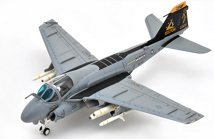 A-6E Intruder, U.S. Navy VA-115 Eagles NF500, 1996 SP, 1:72, Century Wings