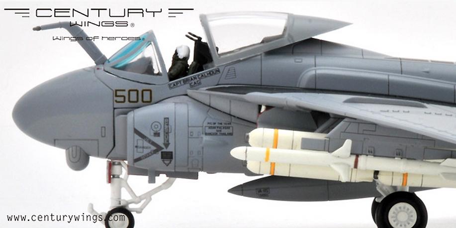 A-6E Intruder, U.S. Navy VA-115 Eagles NF500, 1996 SP, 1:72, Century Wings