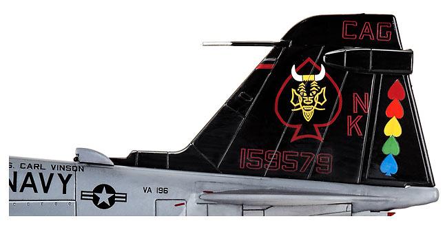 A-6E Intruder VA-196 Main Battery NK500, Último Vuelo, 1996, 1:72, Century Wings