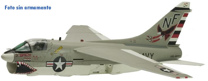 A-7A Corsair II VA-93