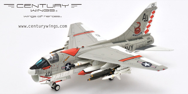 A-7E Corsair, VA-86 Sidewinders, 1:72, Century Wings