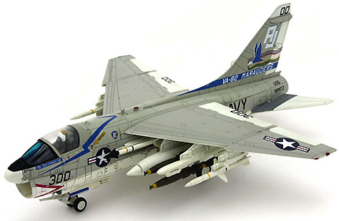 A-7E Corsair II, U.S.Navy VA-82 Marauders AJ300, 1978, 1:144, Century Wings