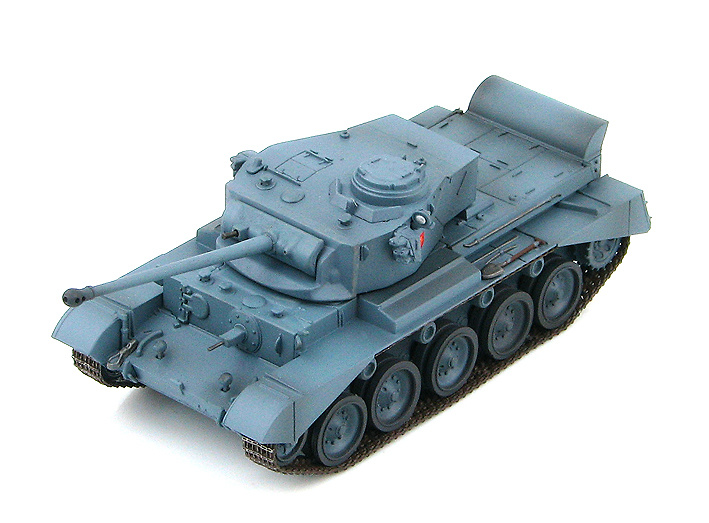 A34 Comet British Cruiser Tank Ireland, Curragh Command, 1960s, 1:72, Hobby Master