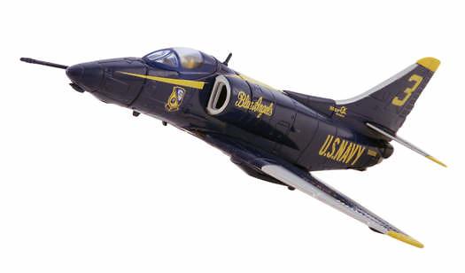 A4F Skyhawk, Mcdonnell Douglas, US Navy, 1:72, Corgi