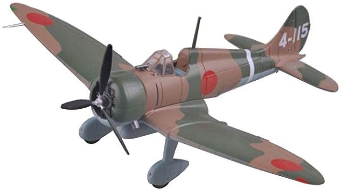 A5M2 13th Kokutai 4-115, 1:72, Easy Model