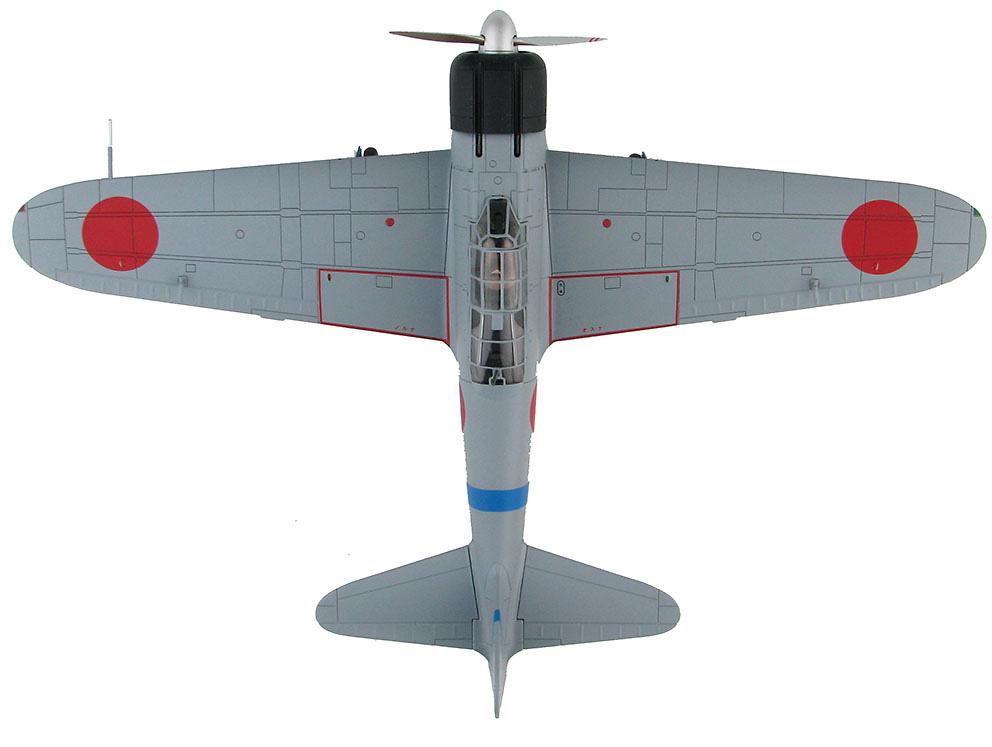 A6M Zero Tipo II 3-116, piloto Saburo Sakai, 12th Kokutai, 1940 a 1941, 1:48, Hobby Master