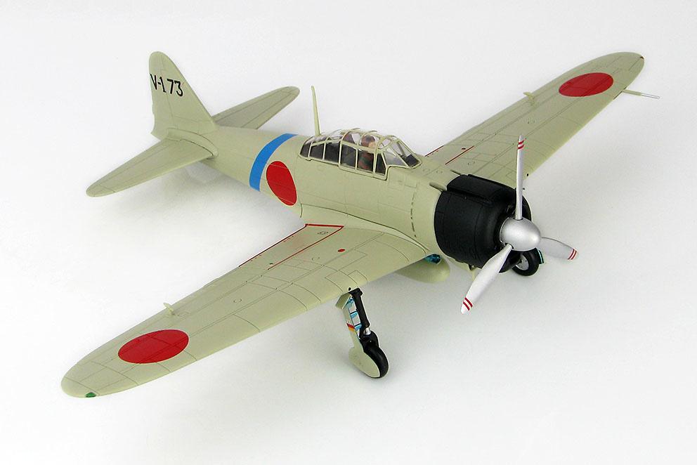 A6M2 Zero Type 21 V-173, Rabaul