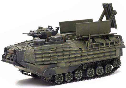 AAV7A1 MICLIC w/Enhanced Applique Armor Kit, 1:72, Dragon Armor