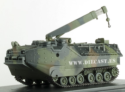 AAVR7A1, Vehículo Anfibio de Recuperación, USMC, Irak, 2006, 1:72, Dragon Armor