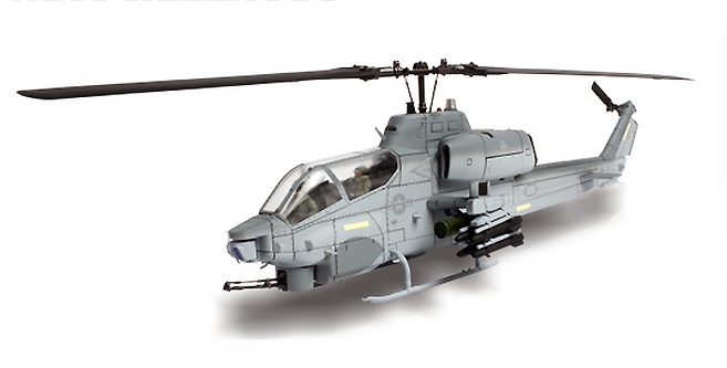 AH-1W Supercobra, Irak, 2008, 1:48, Forces of Valor