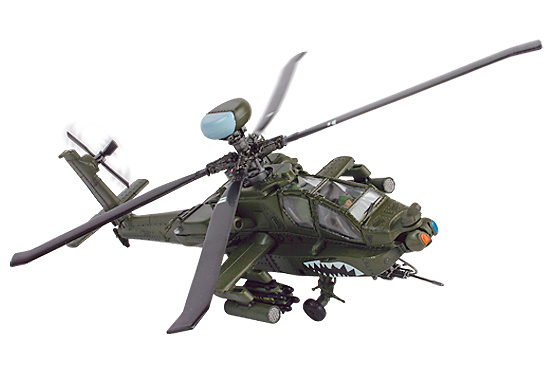 AH-60D Apache Longbow, U.S.A., Iraq, 2003, 1:48, Forces of Valor