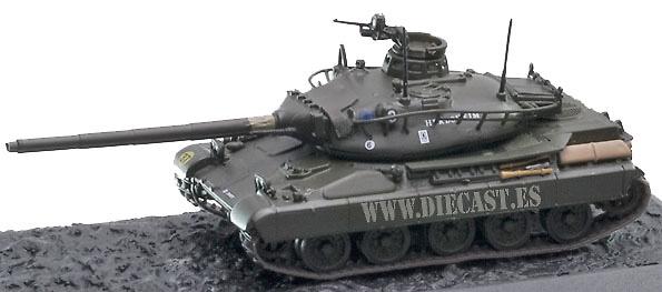 AMX-30 501ème RCC, Francia, 1982, 1:72, Altaya