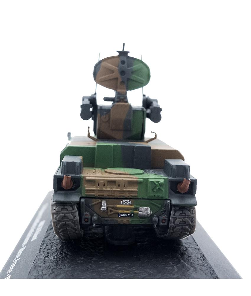 AMX 30 Roland, 57e Régiment d'Artillerie Antiaérien, Marne, France, 1991, 1:72, Altaya