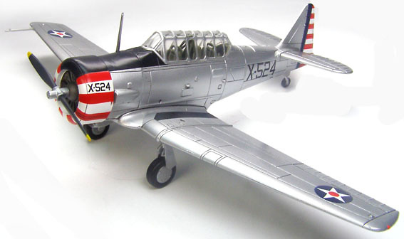 AT-6A Texan X-524, Army Air Corps, 1:72, Hobby Master