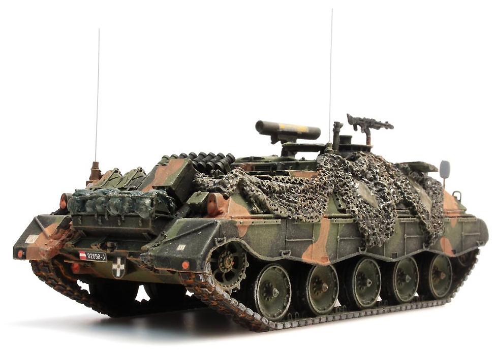 AT Jaguar 1, Combat Ready, Ejército Austríaco, 1:72, Artitec