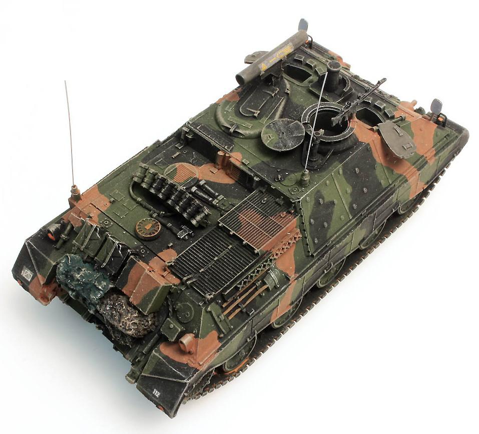 AT Jaguar 1, Ejército Austríaco, 1:72, Artitec