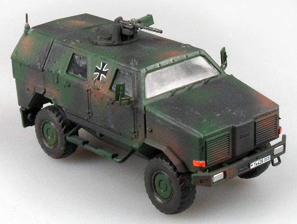 ATF Dingo 1, Bundeswehr, 1:72, Panzerstahl